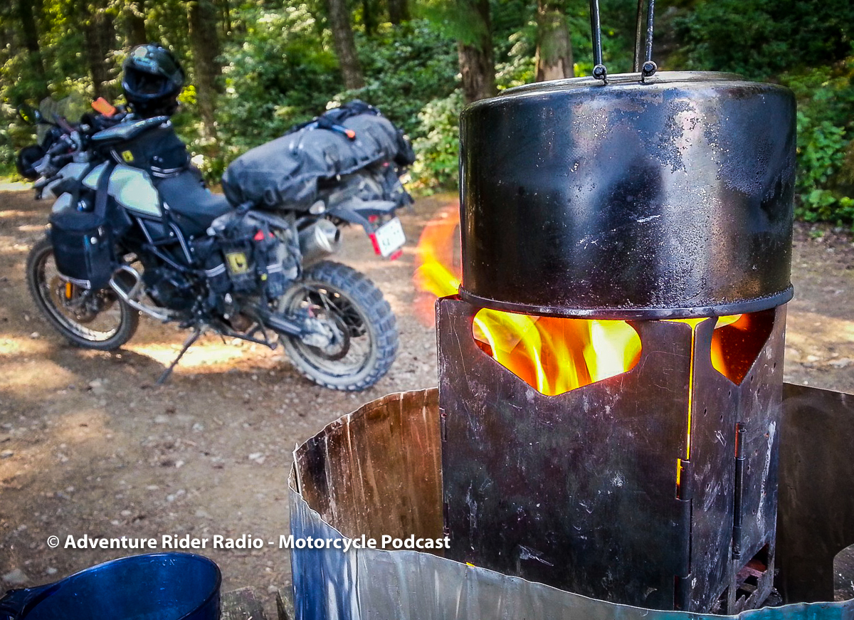 ADVENTURE RIDER RADIO - Wood Stove Camping with Motorcycle.jpg