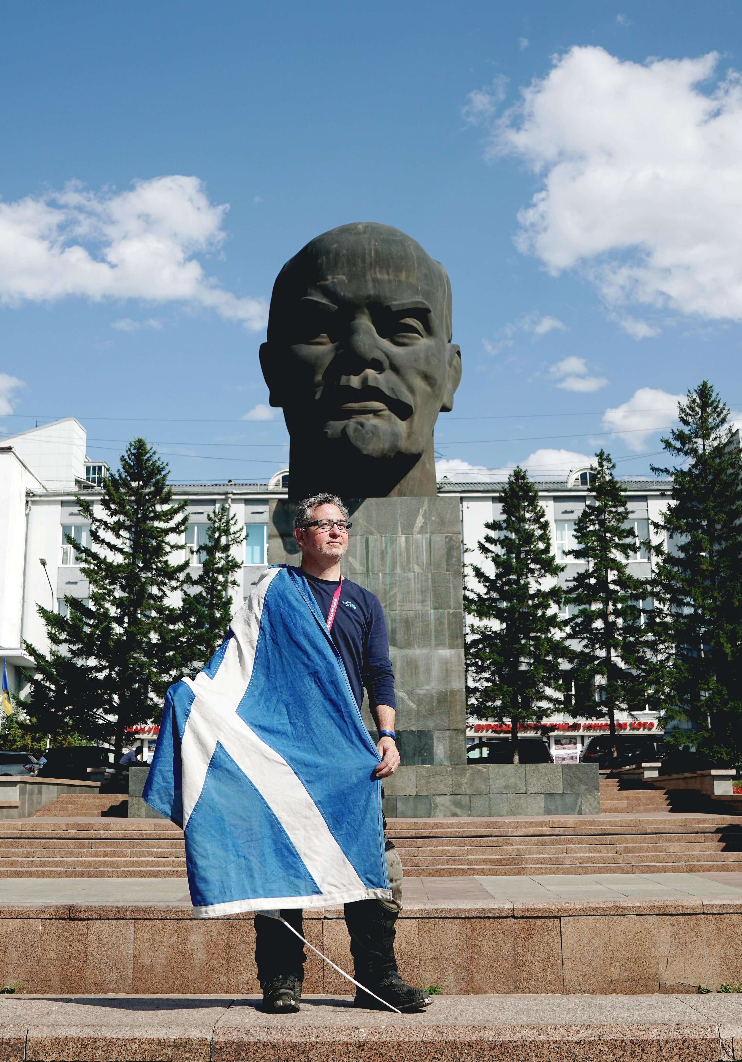 Image: Maurice McDonald - Siberia, Russia