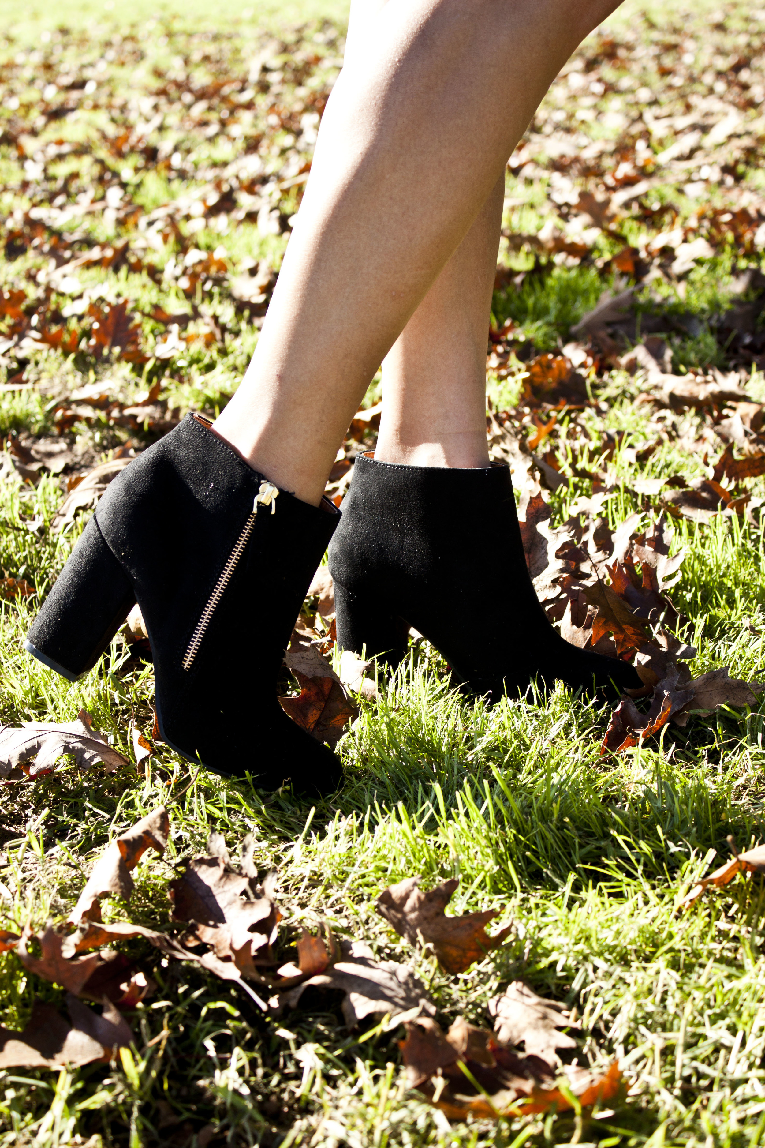 a.n.a Breslin ankle boots are a wardrobe staple.