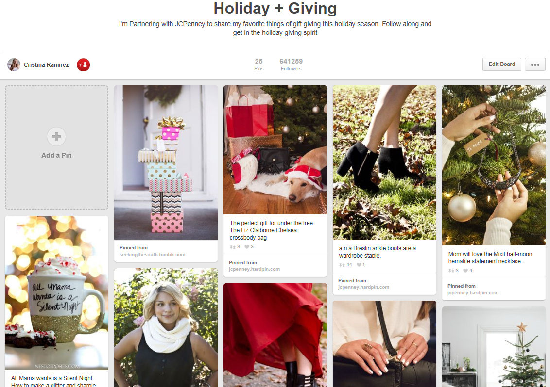 Holiday + Giving