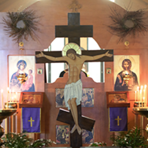 Holy Friday at St. Katherine