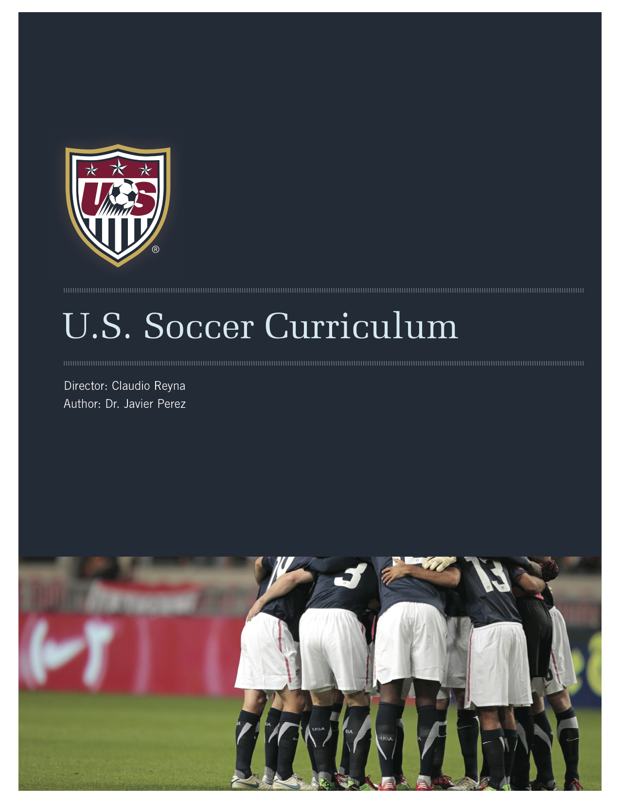 US Soccer Curriculum Front Sheet.png
