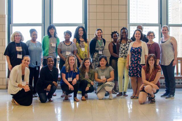 The STEM Institute participants