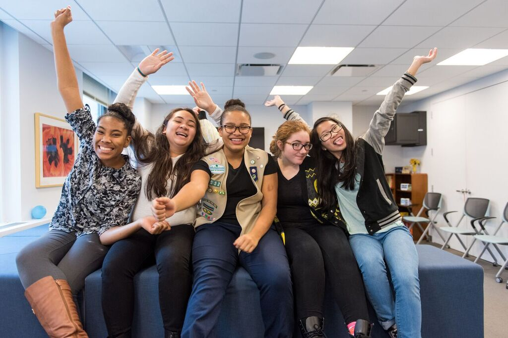 Social impact company - founded by female engineers, curriculum writers and educators.