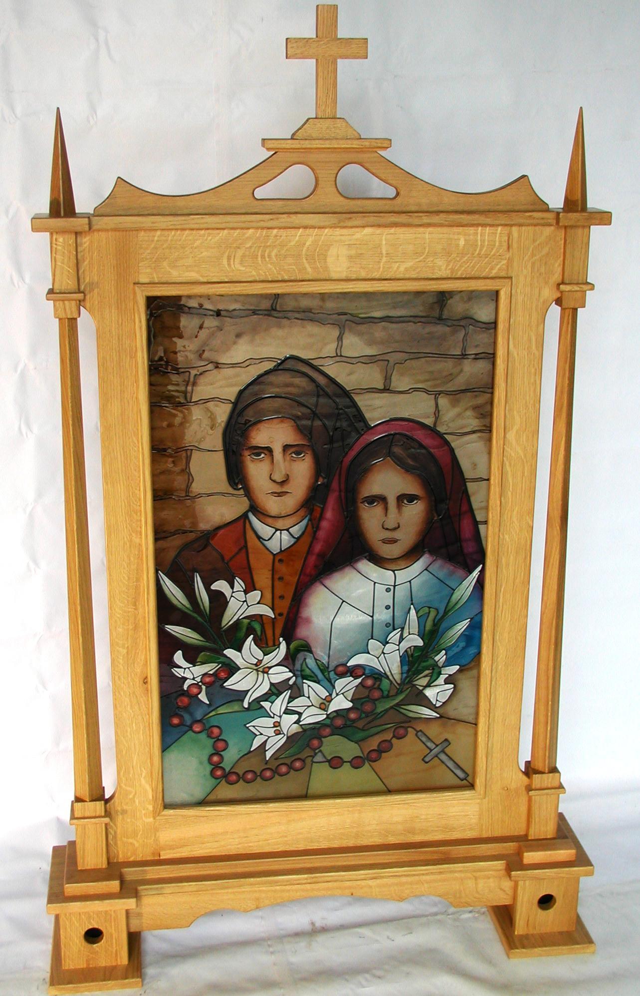 Św. Franciszek i Hiacynta