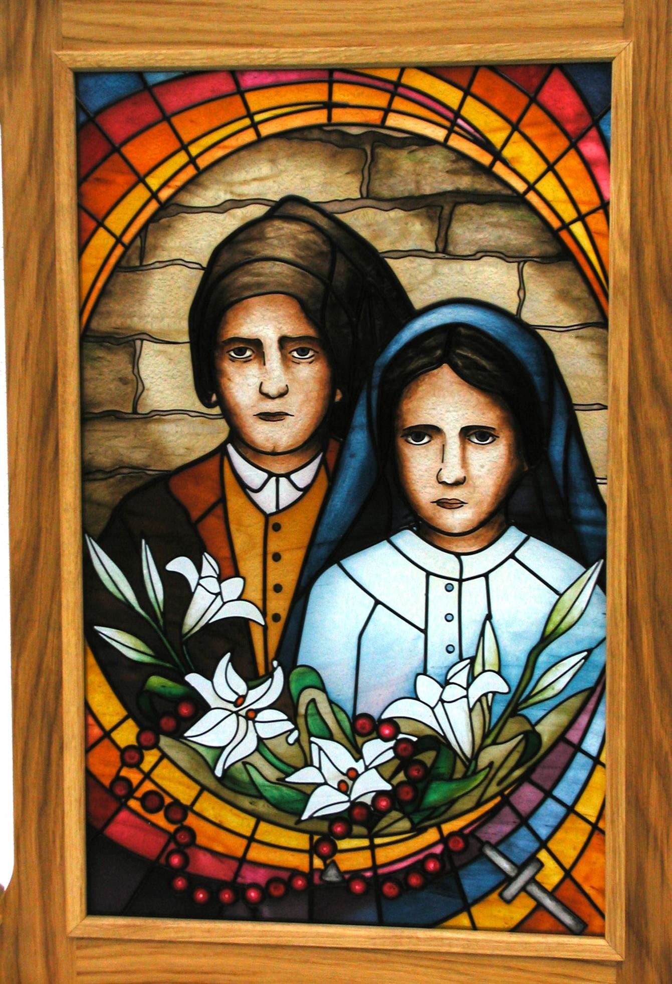 Św. Franciszek i Hiacynta 2