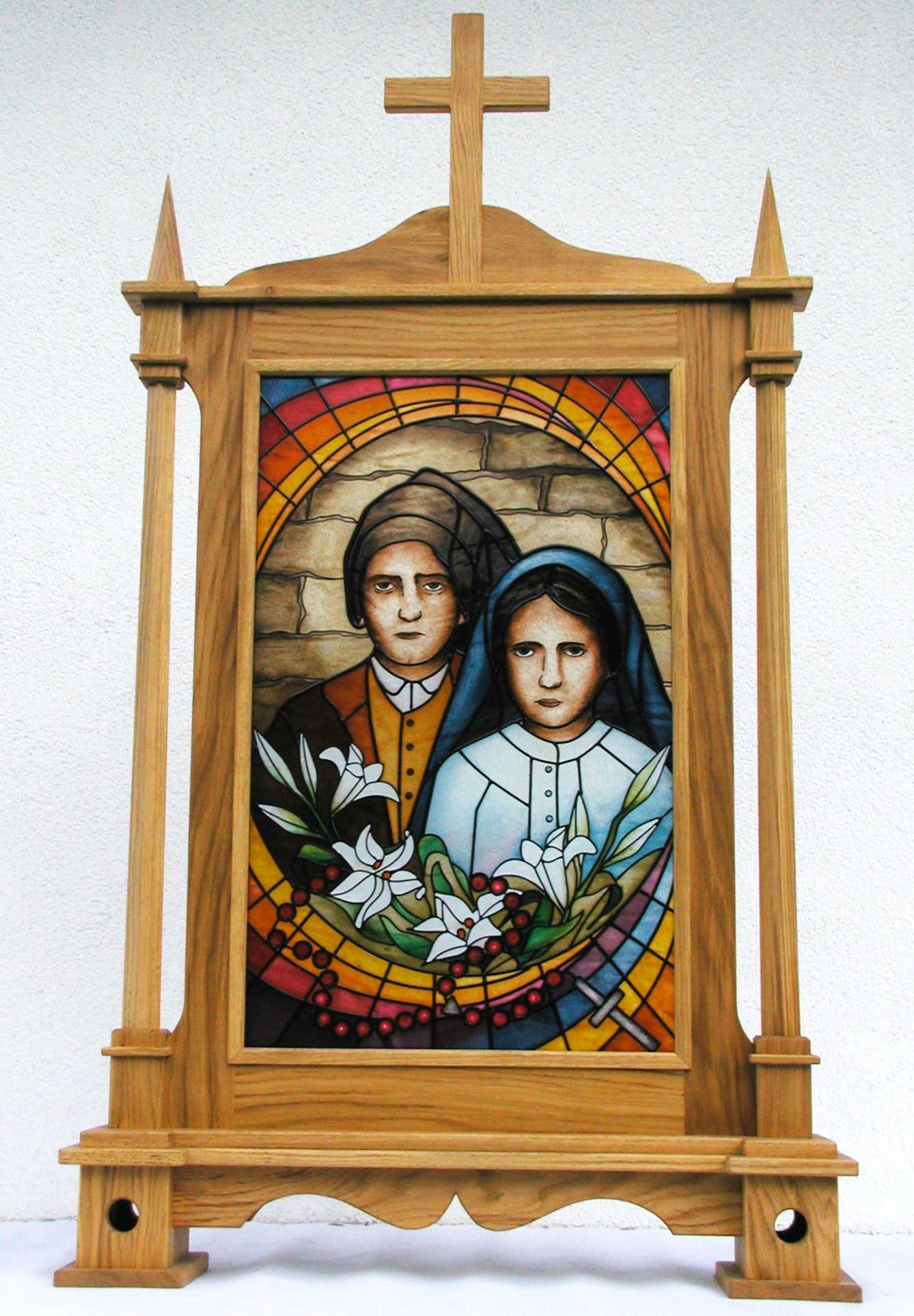 Św. Franciszek i Hiacynta 1