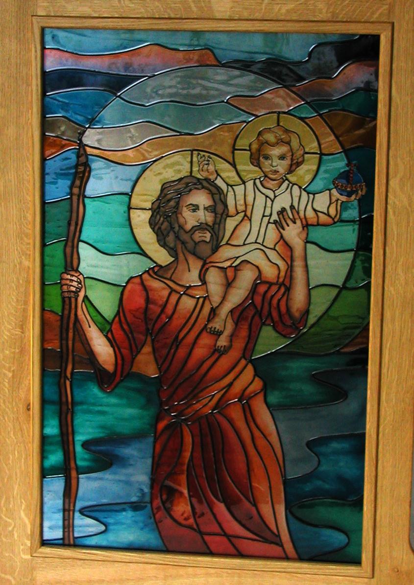 Św. Krzysztof 1