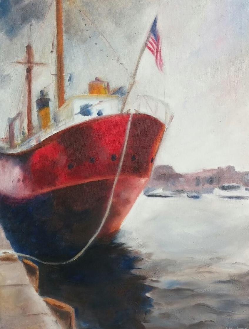 Lightship 116 Chesapeake