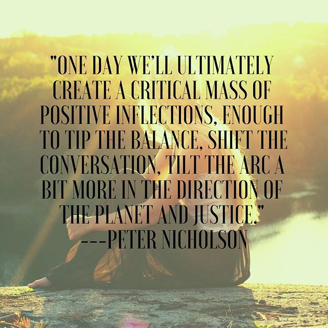 """Peter Nicholson reflects on the importance of """"WE"""" in making social impact. http://ow.ly/VUQl30lI7of"""