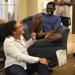 Bold Community  Build relationships with diverse, like-minded peers, and get mentored by experienced teachers and college student Residential/Teaching assistants.   More...