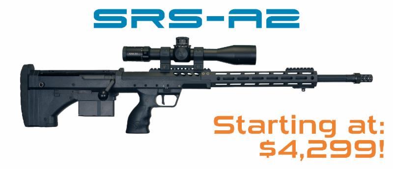 Desert Tech Srs A2 Rifle Special Purpose Rifles