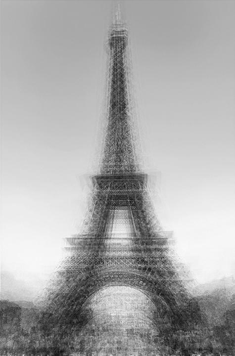 Paris Tour Eiffel