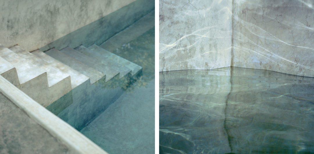 Volumes and Lines Diptych #1