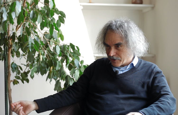 Eugene Green interviewed by Federico Francioni   Read More