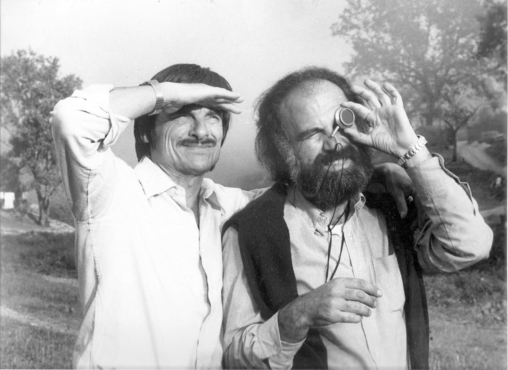 Andrej Tarkovskij e Giuseppe Lanci