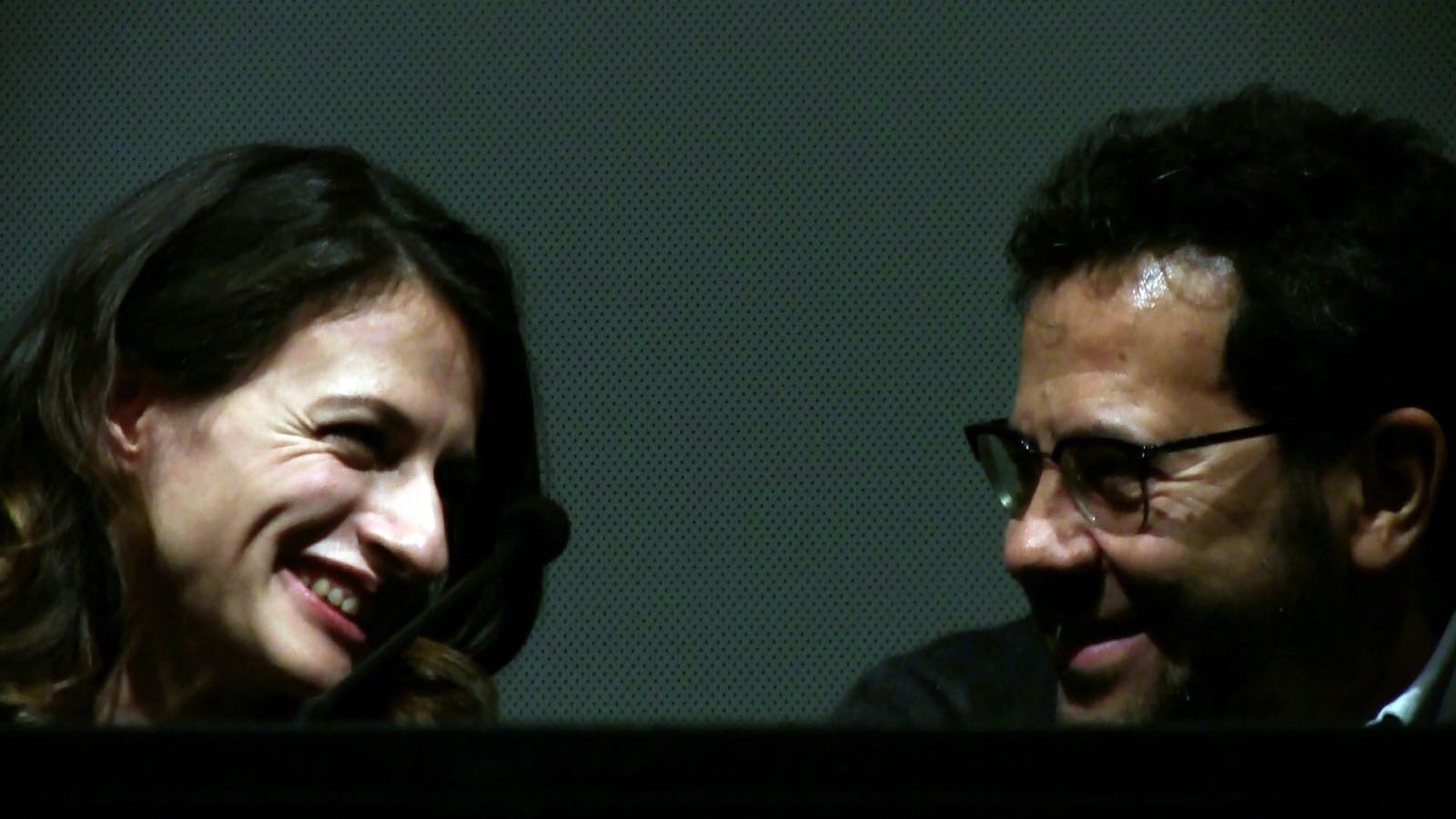 Anuta Kravos e Gregorio Paonessa