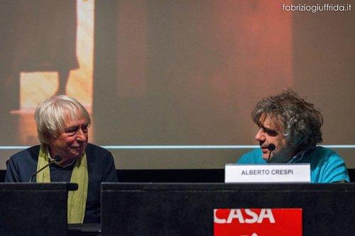 Luciano Tovoli e Alberto Crespi