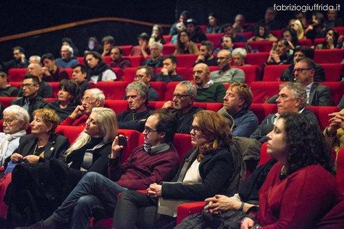 Il pubblico alla Casa del Cinema