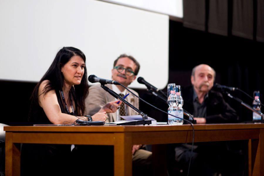 """Silvia Tarquini, con Marc Scialom, presenta """"Impasse du cinema"""". Modera Gian Luca Farinelli"""