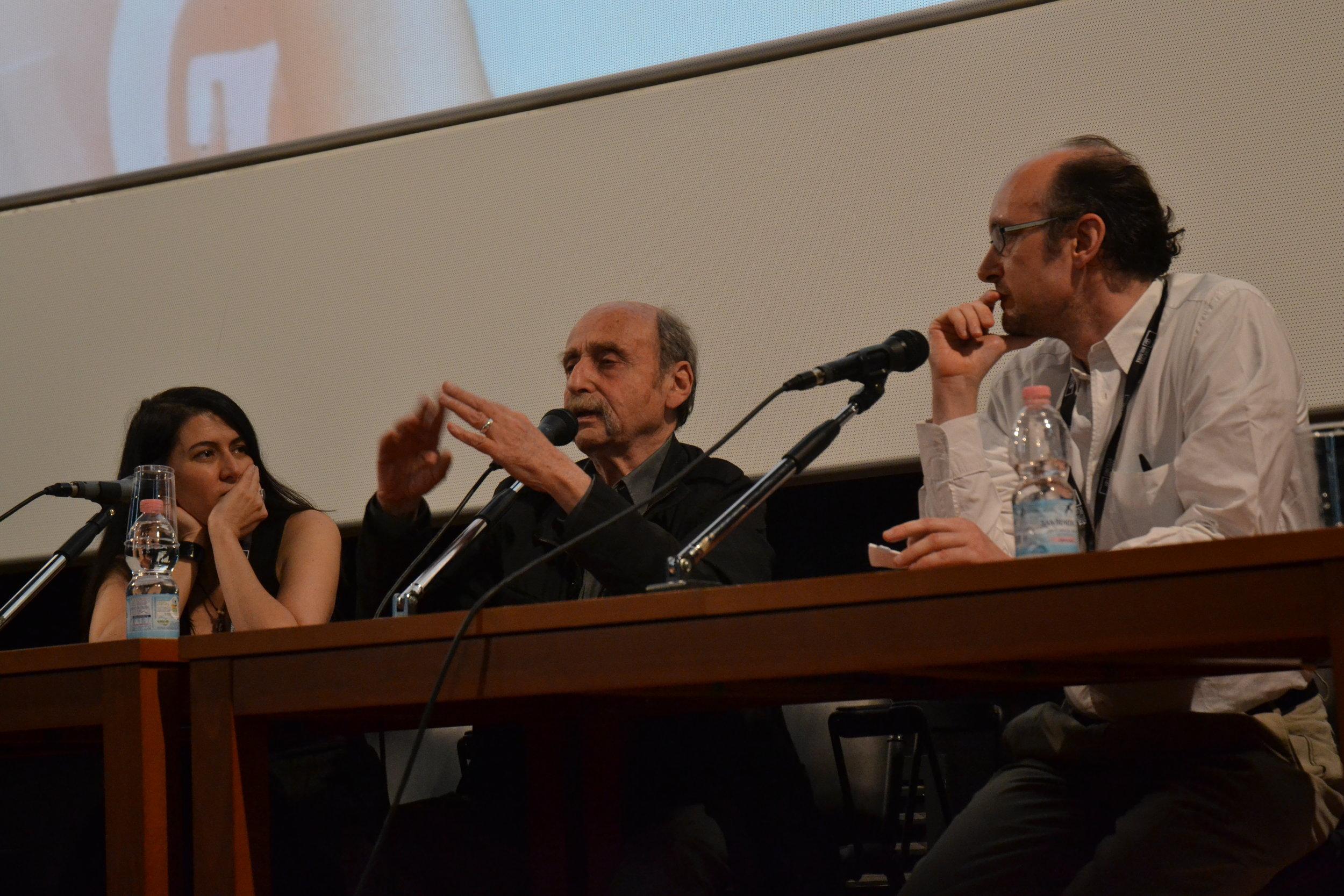 Presentazione con Roberto Chiesi