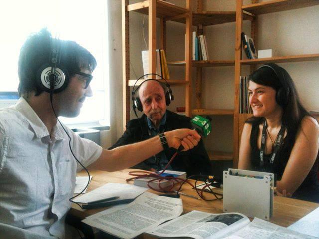Silvia Tarquini e Marc Scialom a Hollywood Party con Dario Zonta