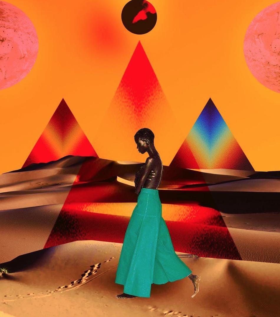 'Cosmic Footprint'