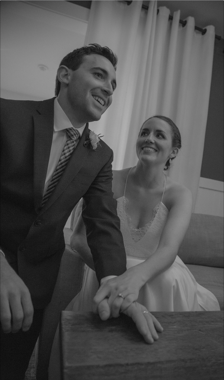 """""""A huge thank you to  Dave Harding and  Daveismedia for doing a great job with the photos, making us feel at ease, and capturing our good sides. He's awesome, so check him out.""""    - Tessa & Josh // Married • Nov. 5th 2016 // Perkins Cove, Ogunquit,ME"""