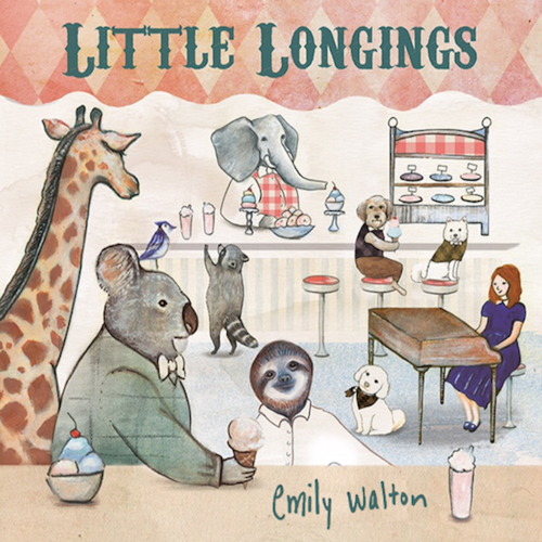 MY ALBUM HAS OFFICIALLY DROPPED! Little Longings is available on iTunes, Spotify, and wherever you consume music. Click image to buy!