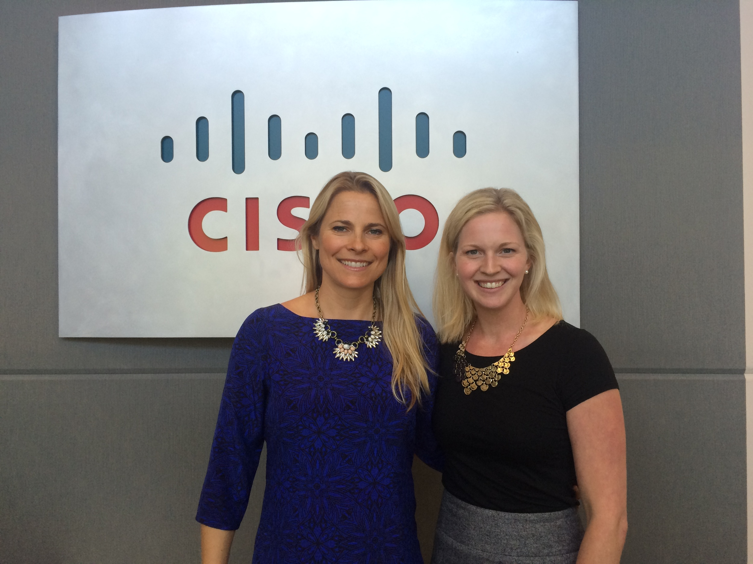 Lisa Abramson_Vanessa Loder_Cisco