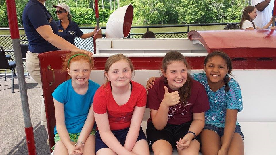 4th Grade Field Trip to Erie Canal