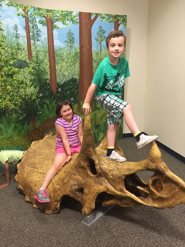 First Grade Field Trip to Ithaca Science Center
