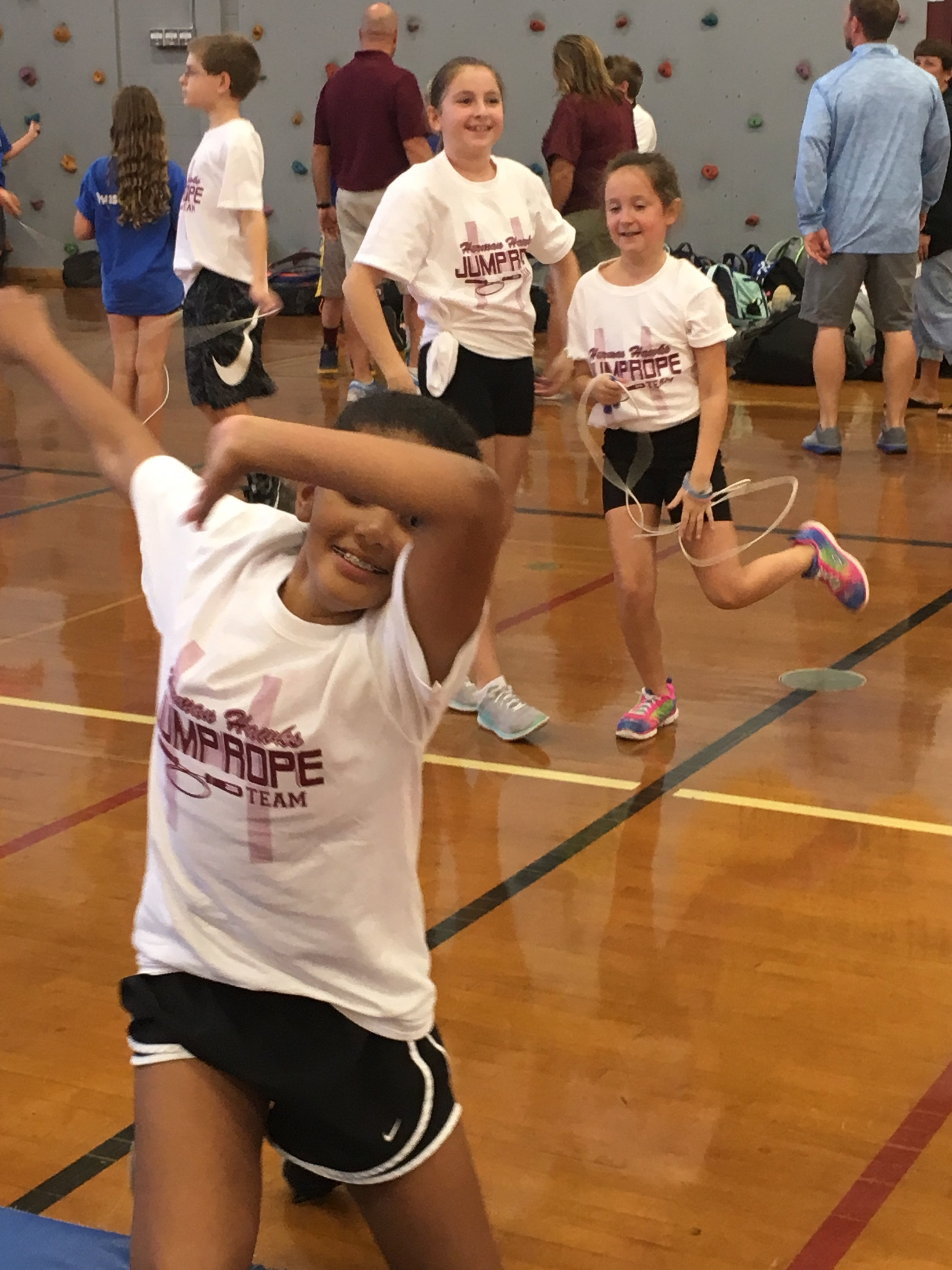 Jump Rope Competition 2016