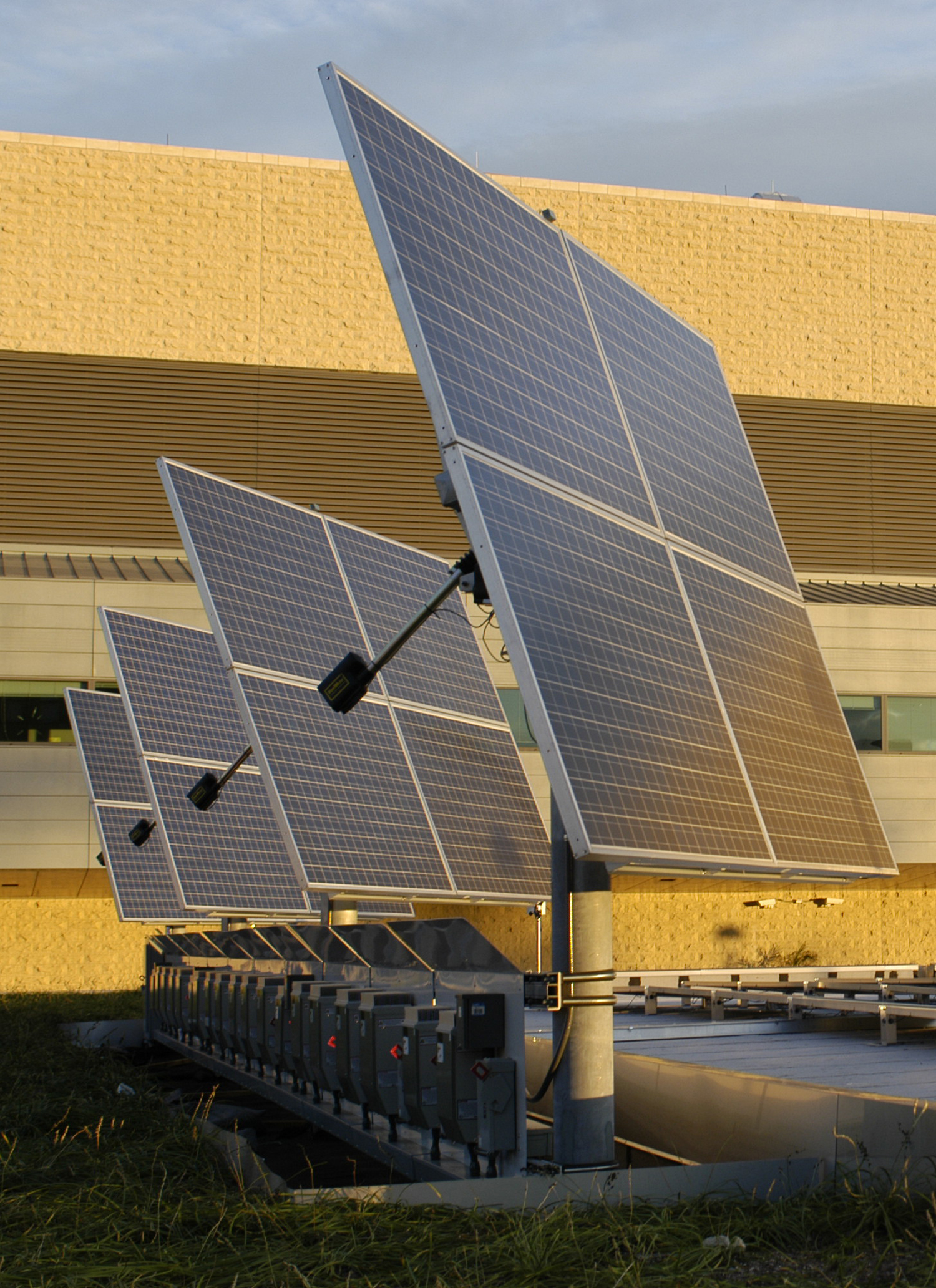 Solar Photovoltaic Energy Projects