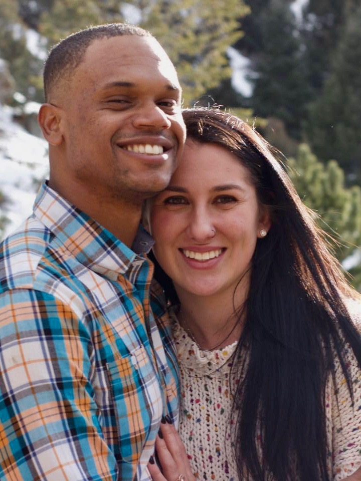 Kevin Johnson and Shelbey Miller    Kevin is the Resource Director for COSD. He and Shelbey are getting married on June 29th, 2019.