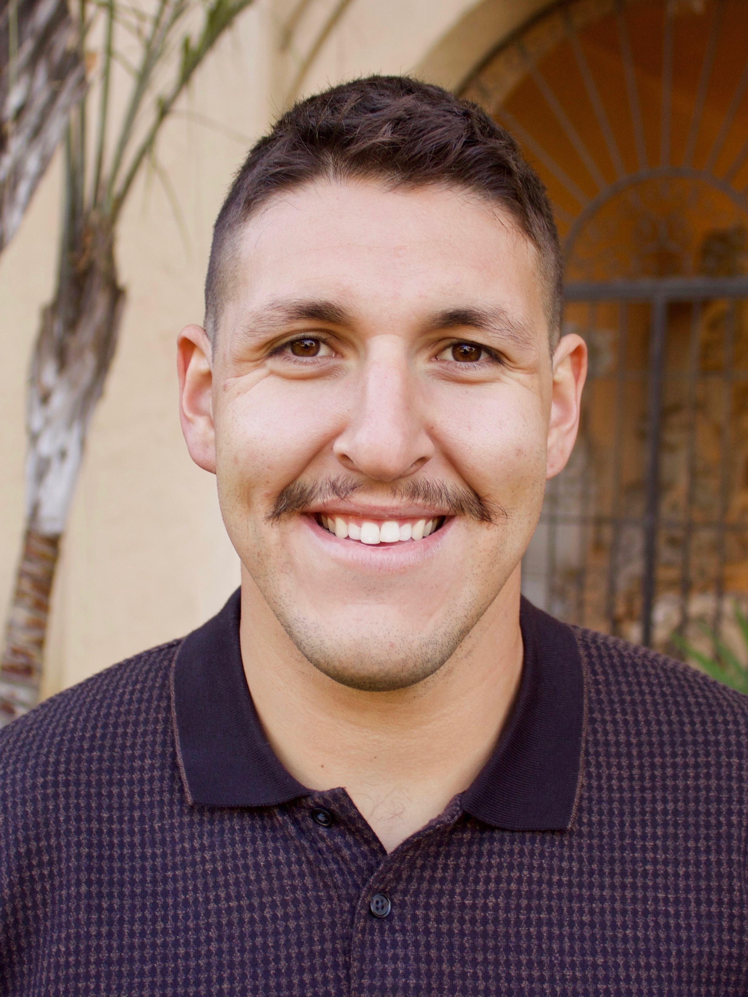 Anthony Juarez    AJ is on staff at SDSU.