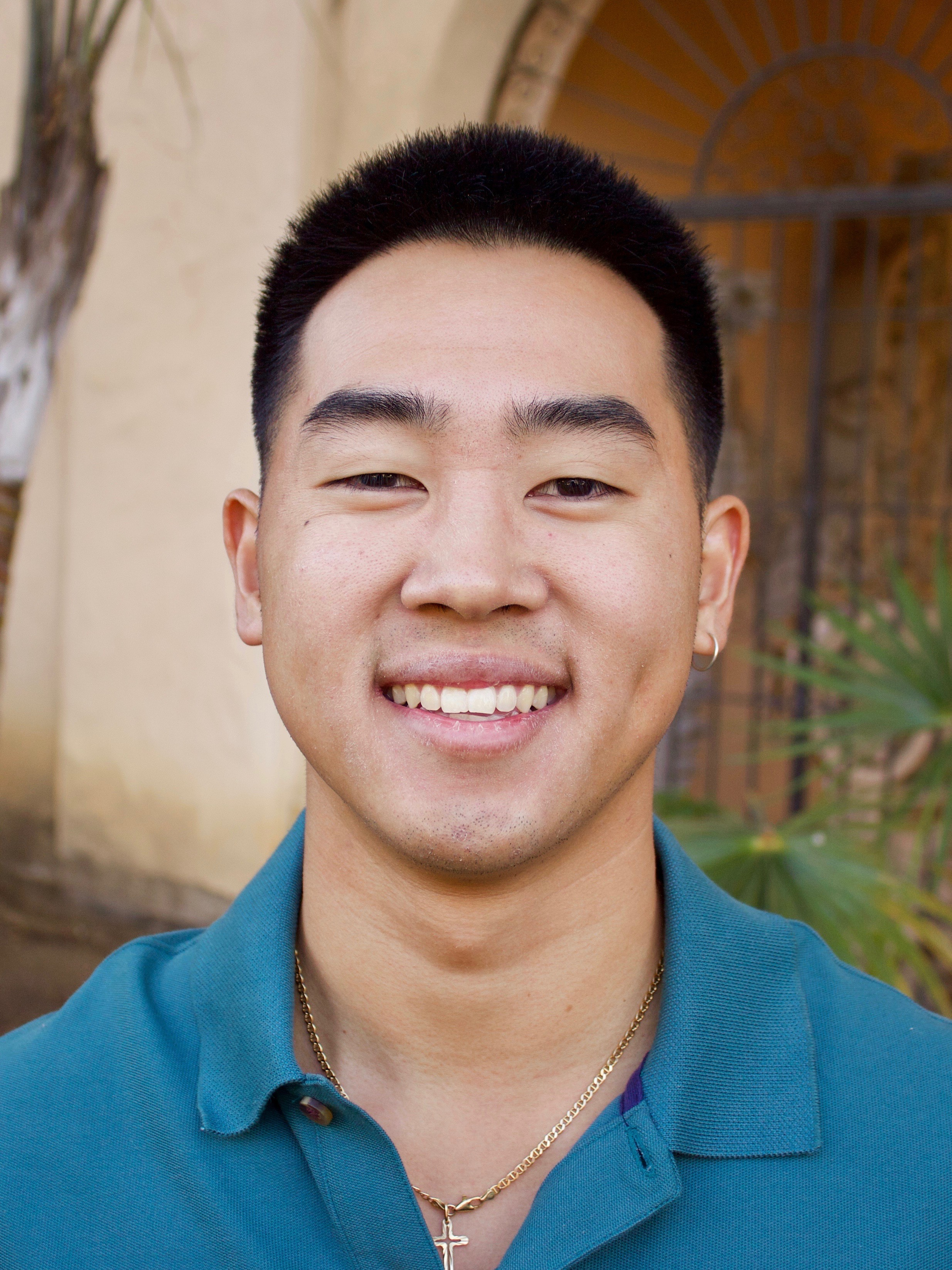Sean Wong    Sean is on staff at Point Loma.