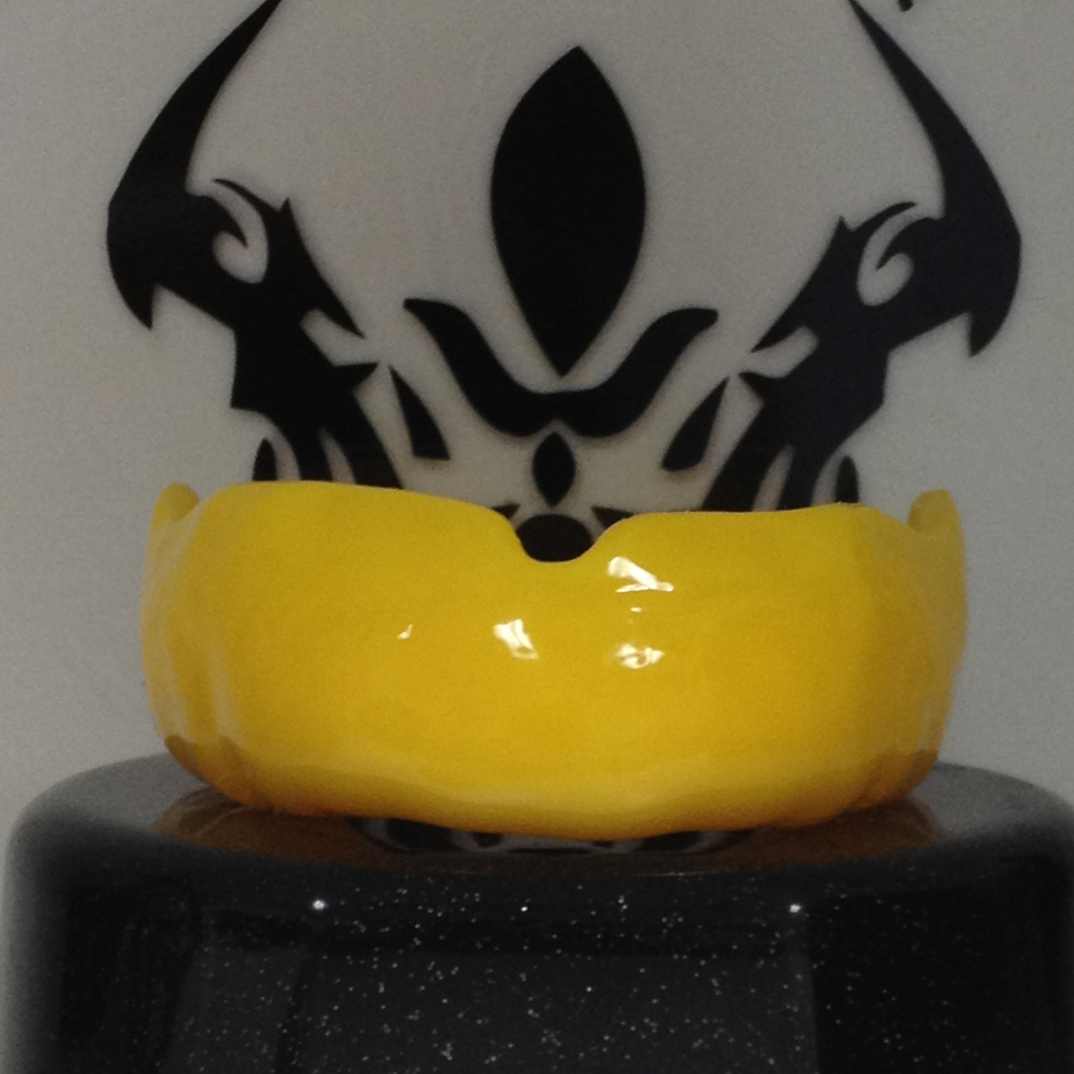 $100  Python Plain Solid Color Mouthguard