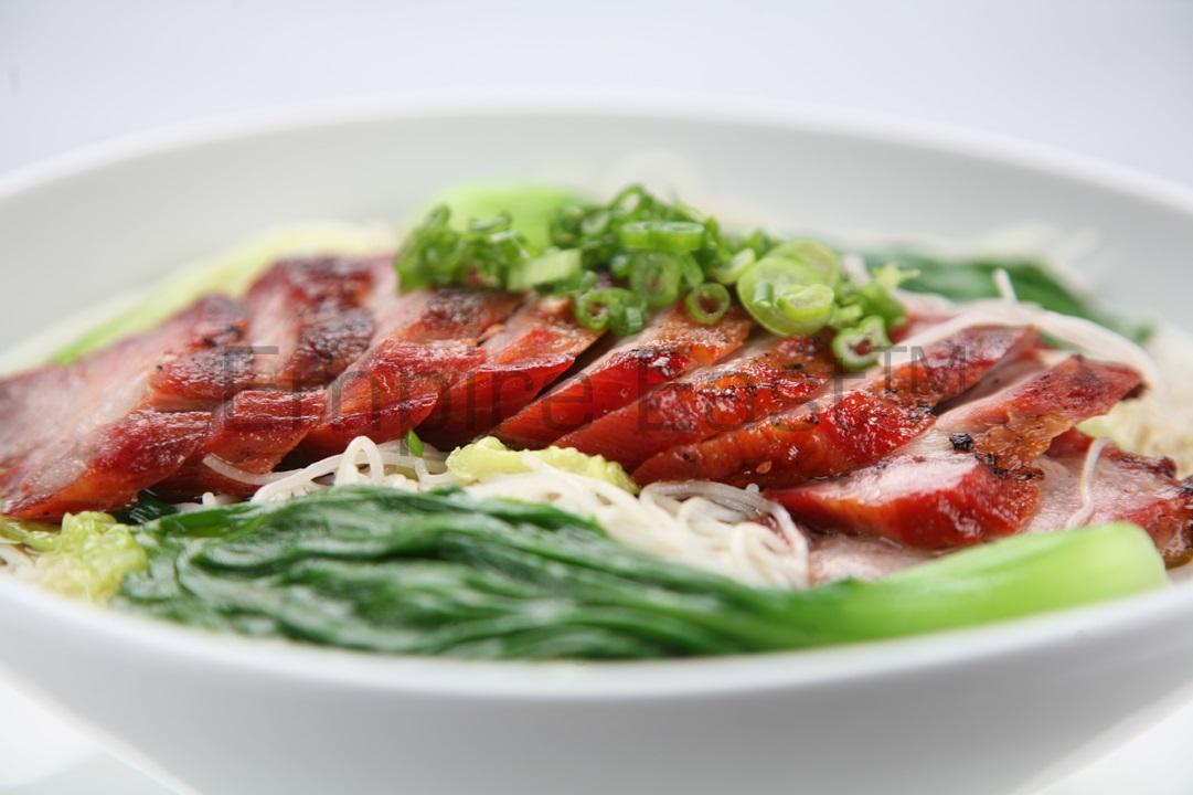 Roast Pork Noodle Soup