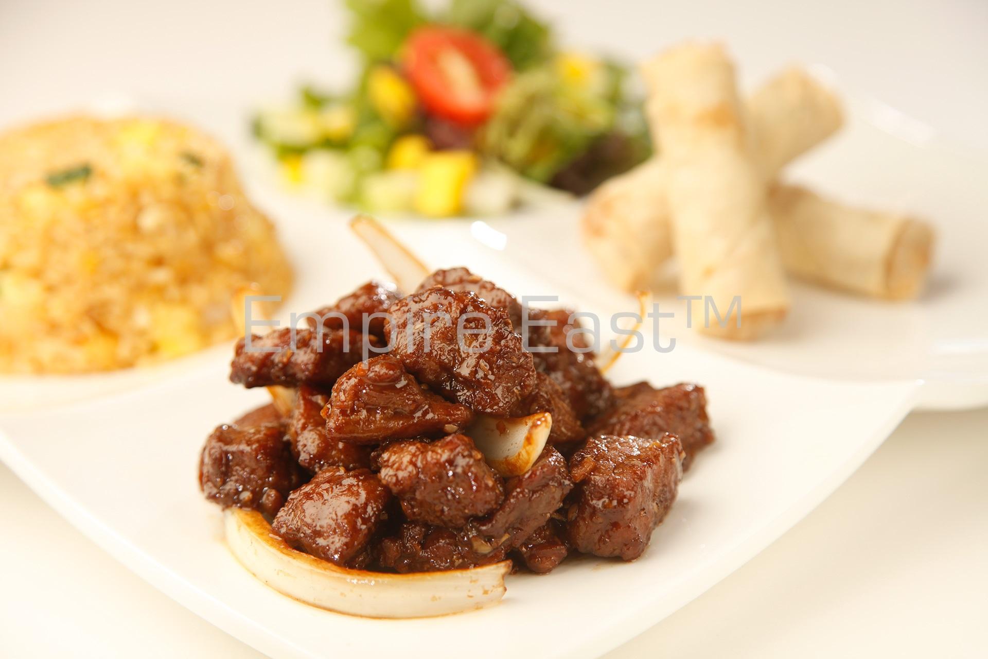 Vietnamese Beef Cubes
