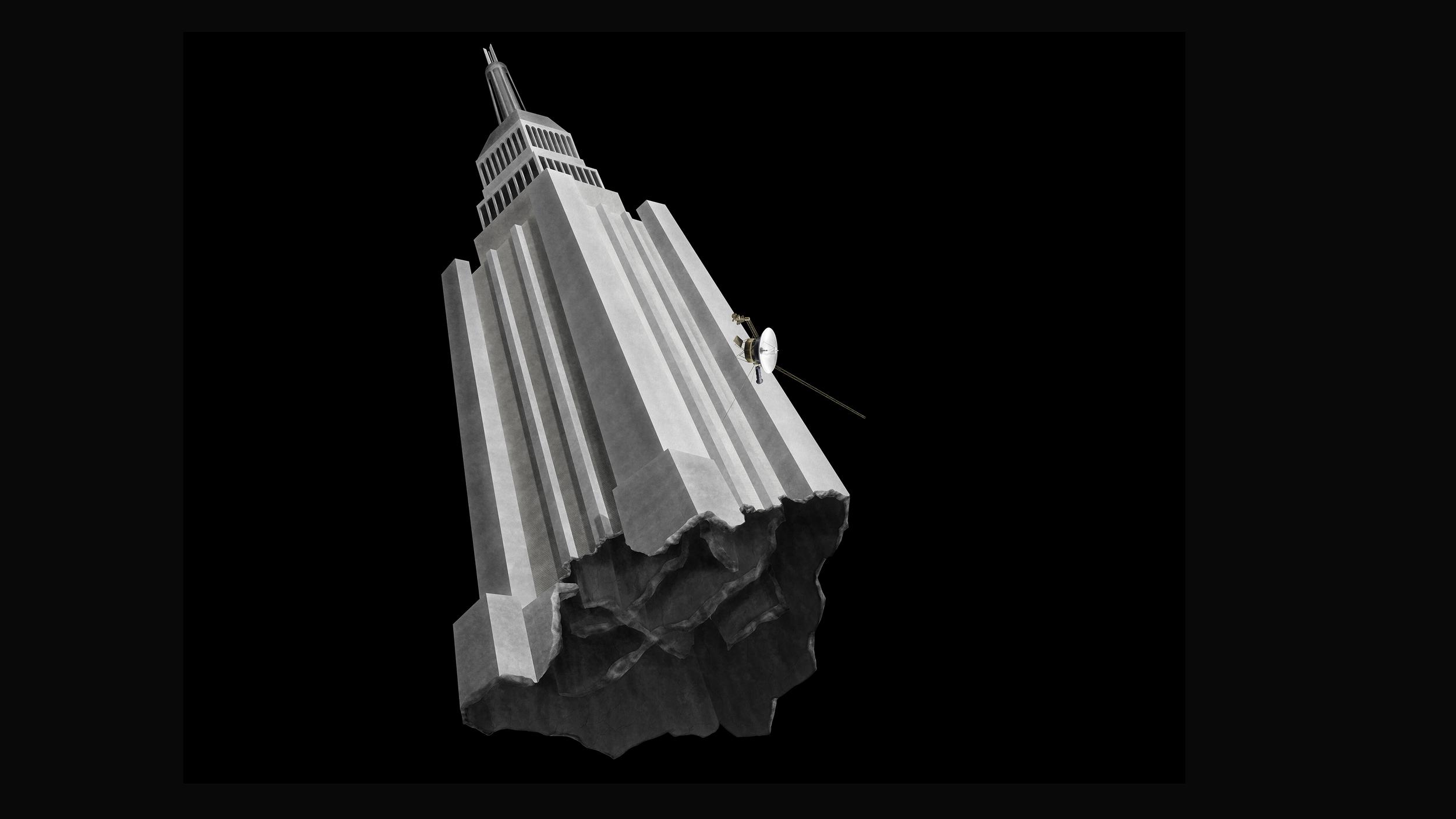 Still image from  Argo Voyager