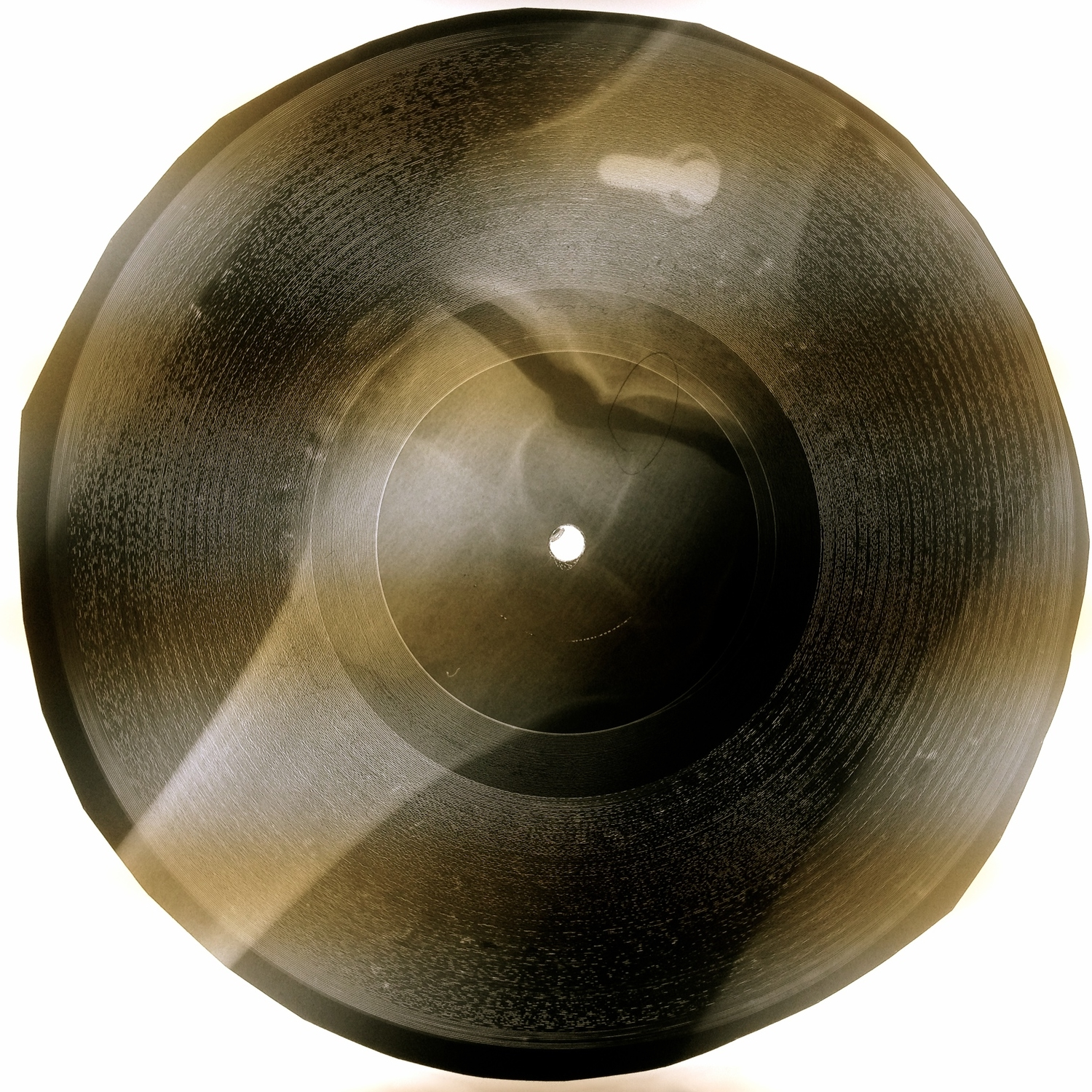 A new The Real Tuesday Weld X-Ray Record
