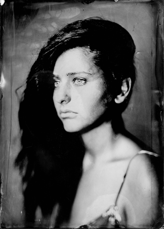 Tintype 5x7