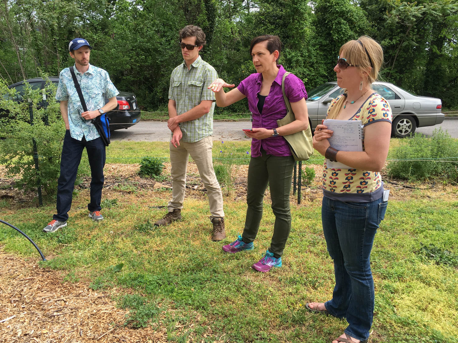 Uncultivated: Wild and Tame Plant Tour