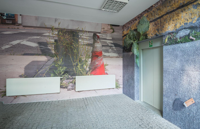 Mural prints
