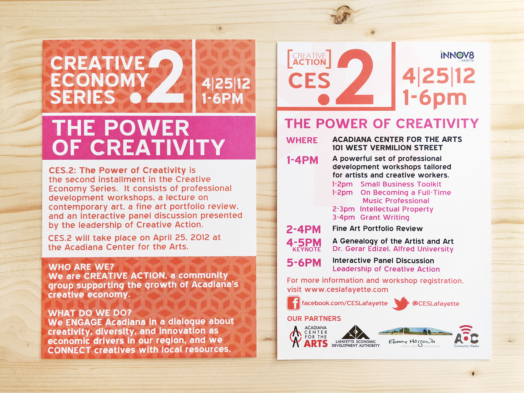 CES.2 event card