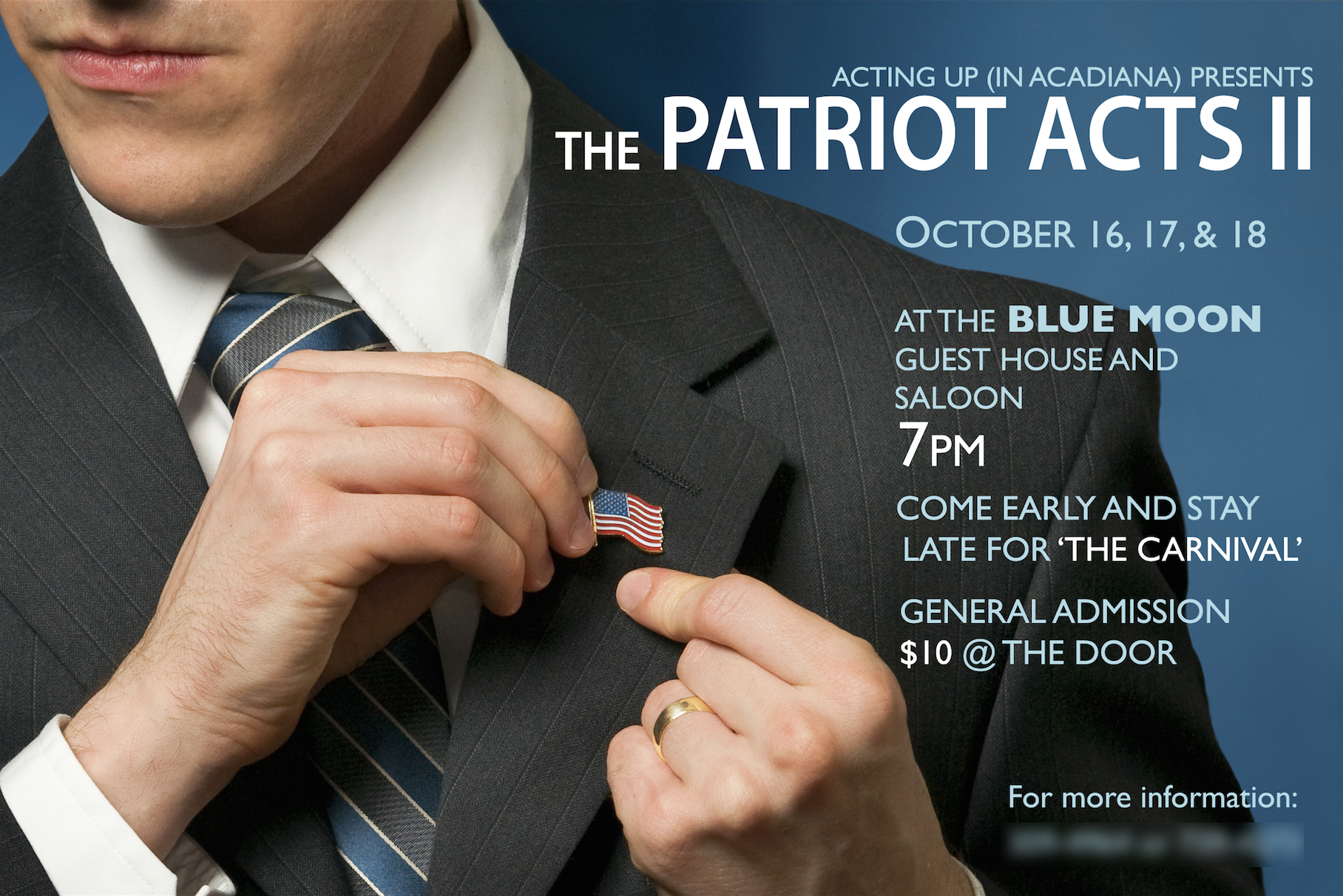 The Patriot Acts II Poster