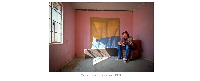 Mojave Desert  -  California  1989