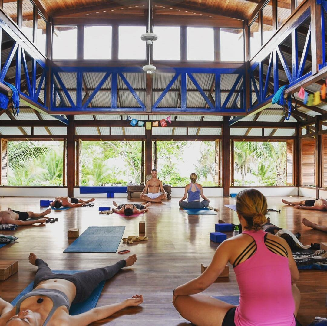 Blue Osa Yoga Vacation Studio