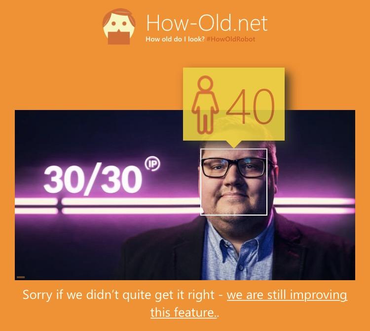 On avait un gros feeling qu'il serait flush pour le 40/40.